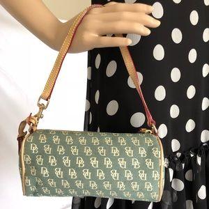 Unique Dooney & Bourke 2 way bag! 100% like new